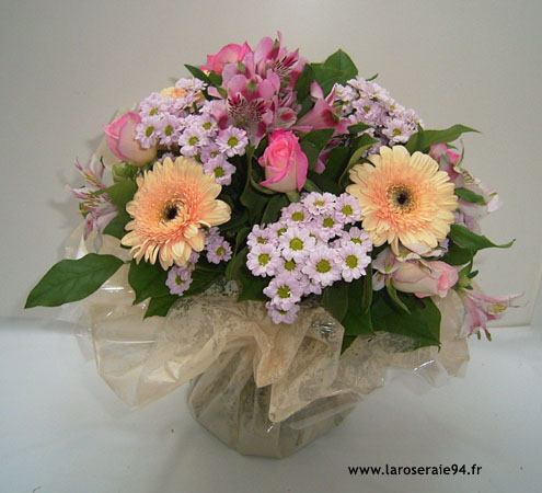 laroseraie94freefrmariagecompositionsbouquet_ - Interflora Mariage